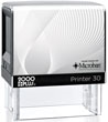 Cosco Printer Line Printer P30  3/4in. x 1-7/8in. Self-Inking Stamp