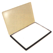"SP-HMP-7 Heavy Duty Metal Stamp Pad Size #7 5""x7"""