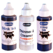 Justrite Specialty Inks and Ink Thinner & Cleaner