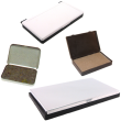Traditonal Rubber Stamp Pads in many sizes and colors.